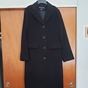 Kenneth Cole Long Peacoat